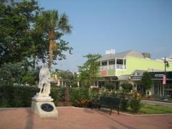 St Armands Statue
